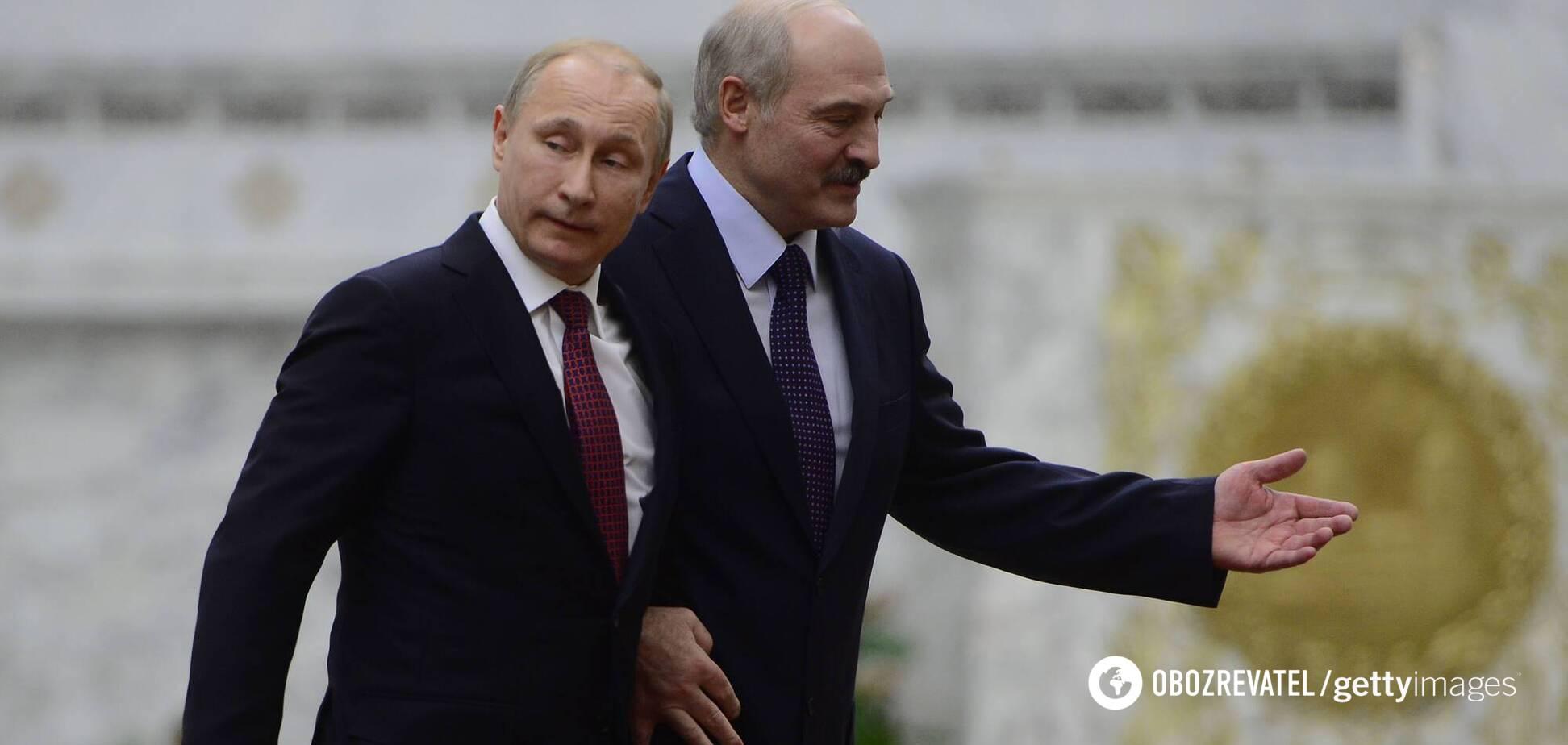 Путин обиделся на Лукашенко и будет перекрывать его каналы, – оппозиционер