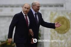 Путін образився на Лукашенка і перекриватиме його канали, – опозиціонер