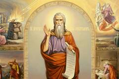 Пророк Ілія вляется одним з найбільш шанованих святих у християнстві