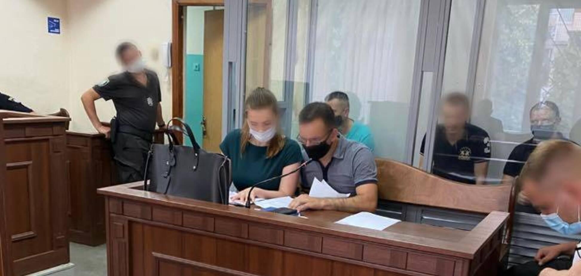 Суд продовжив слідство у справі про тортури і зґвалтування в Кагарлику