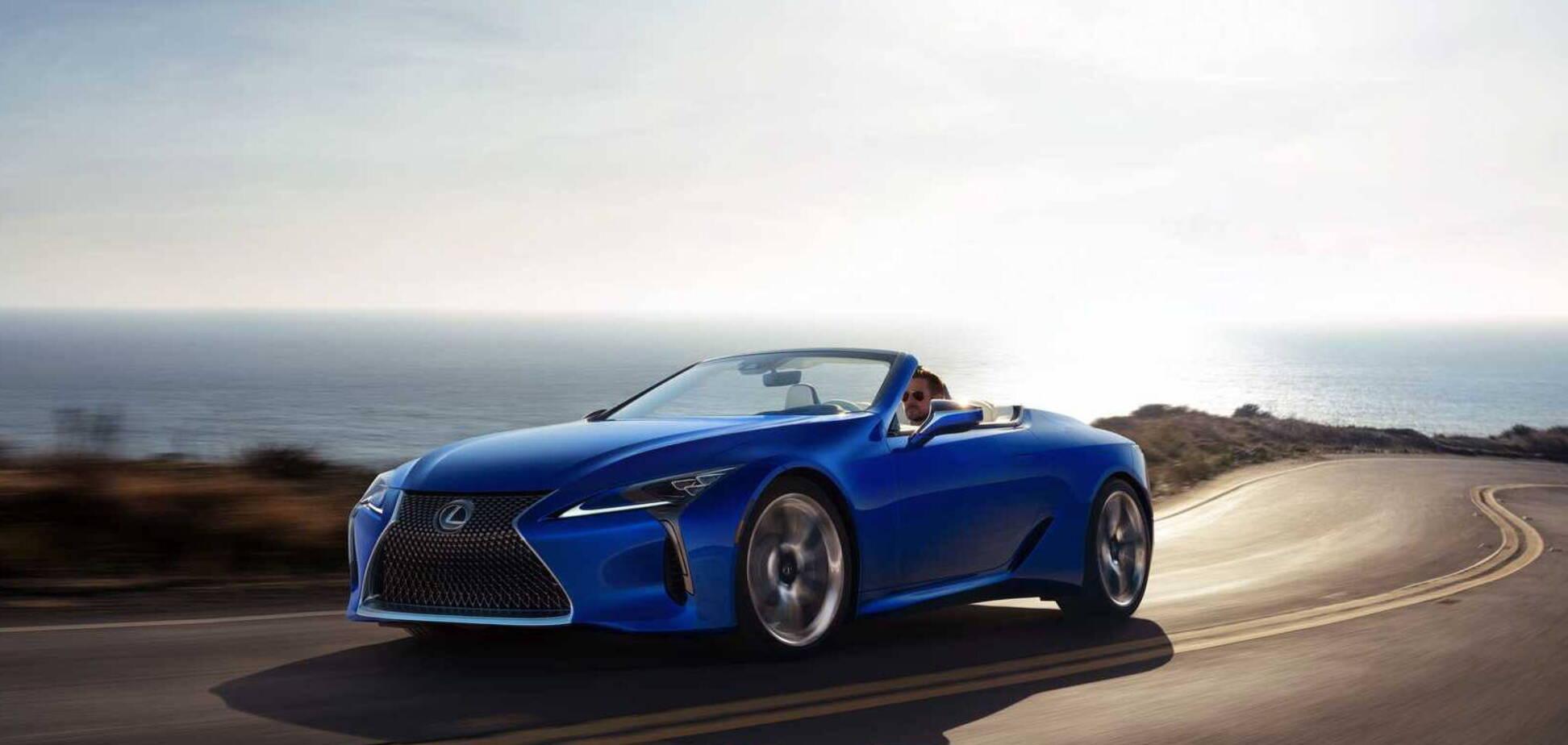Базовая цена на новый Lexus перевалила отметку в $100000