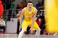 Названо склад збірної України з баскетболу на тренувальний збір в Києві