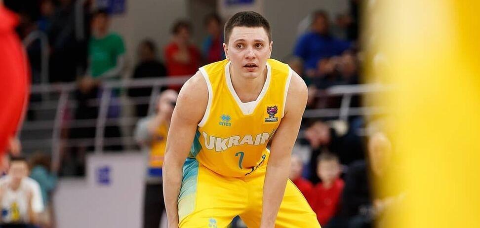 Назван состав сборной Украины по баскетболу на тренировочный сбор в Киеве