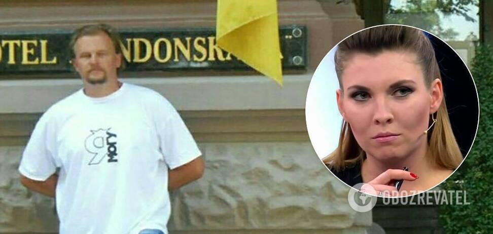 Российские пропагандисты раскрутили аккаунты луцкого террориста Кривоша