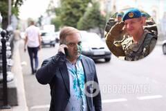 За нападение на нардепа от ОПЗЖ Волошина в Киеве задержали ветерана АТО Погребиского