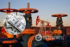 Во всем мире подешевела нефть: график