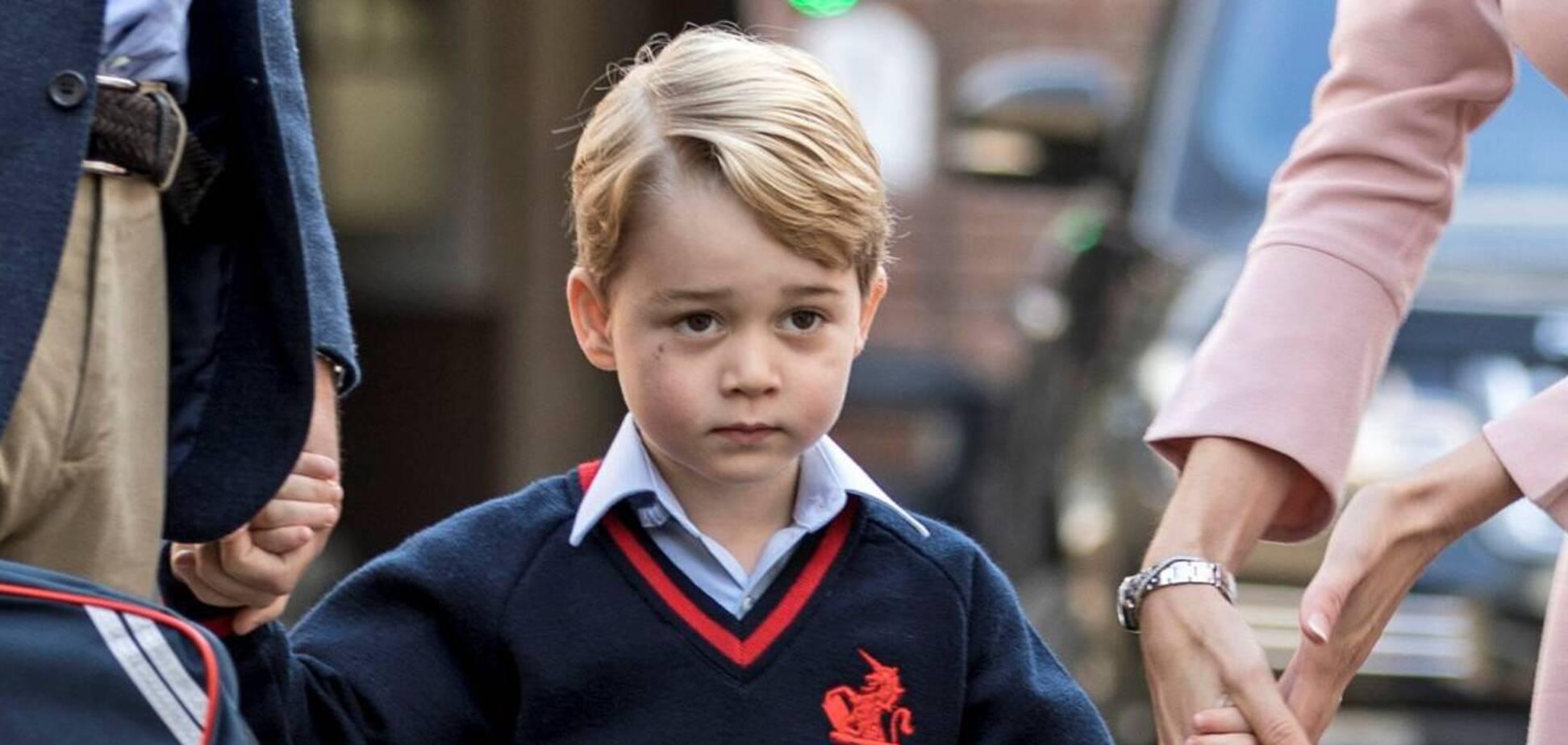 Принцу Джорджу исполнилось 7 лет