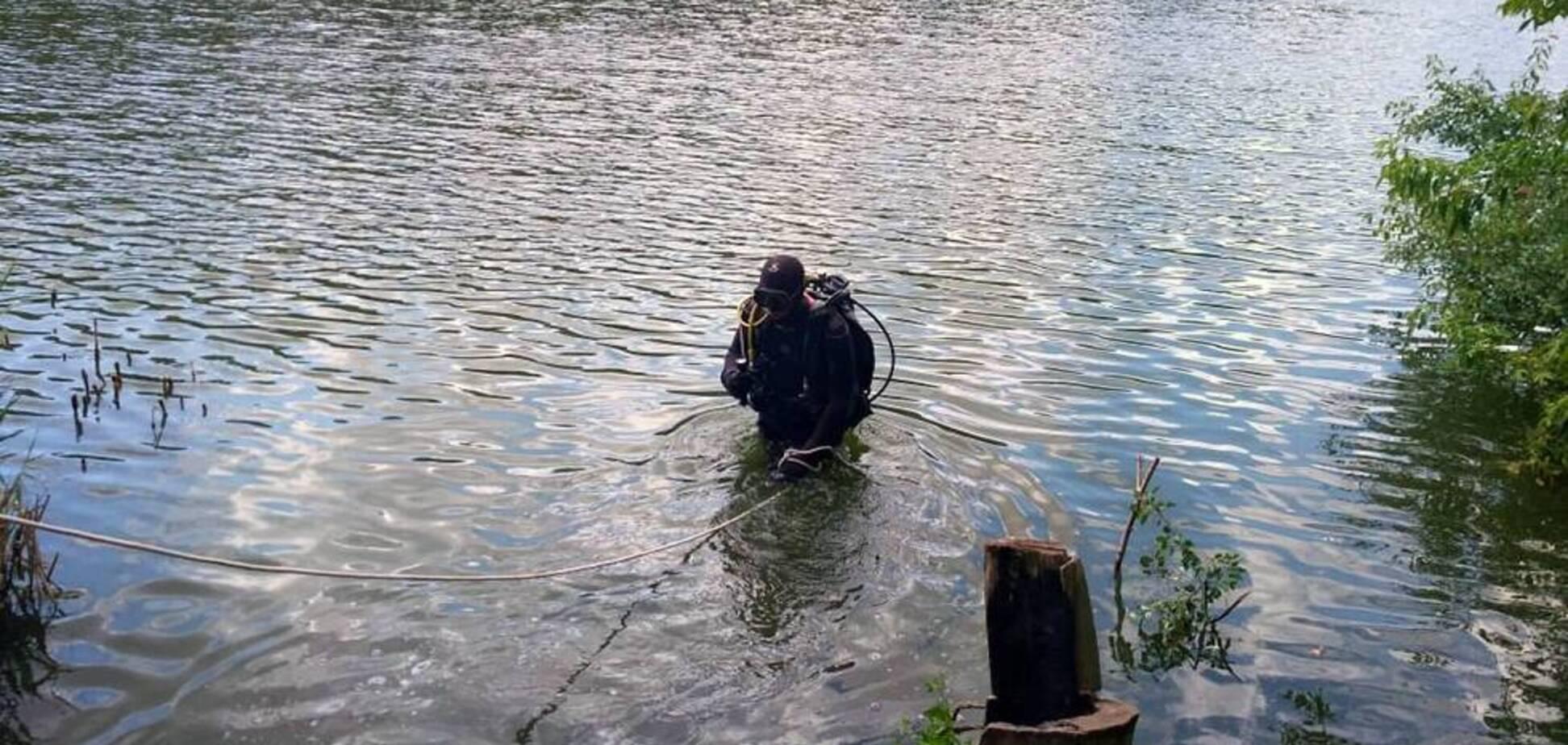 На Дніпропетровщині зниклого чоловіка знайшли потонулим у ставку