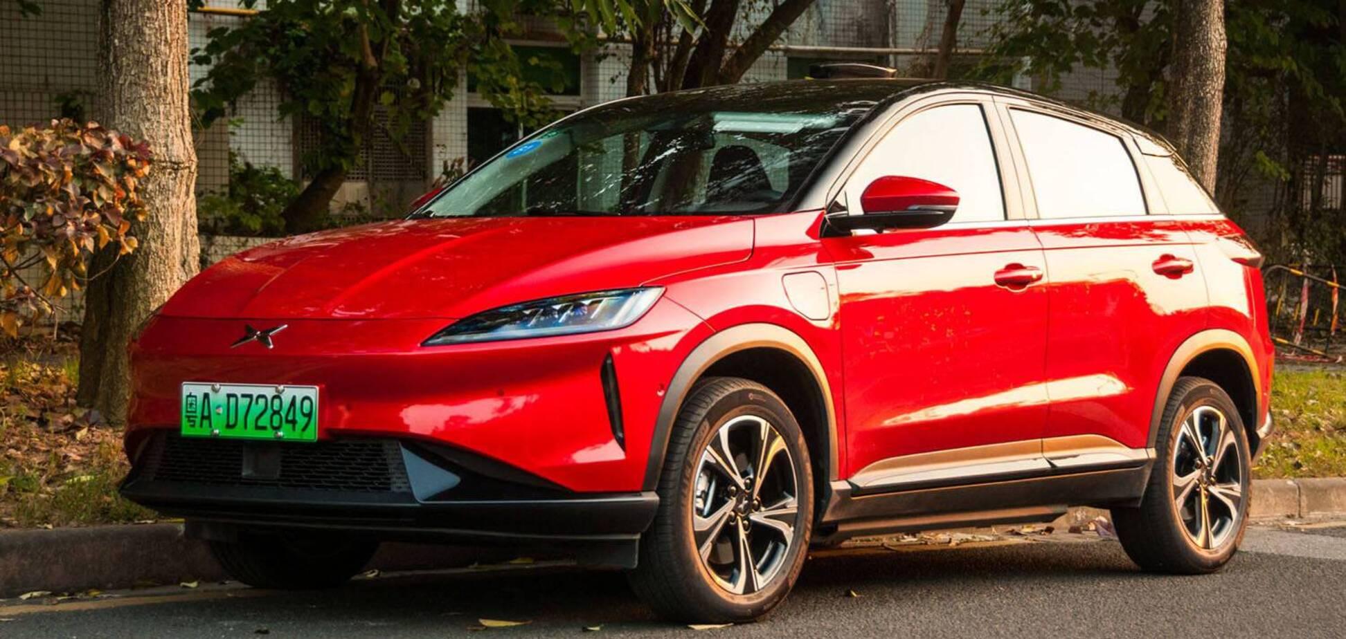 Компания Xpeng Motors расширяется за счет масштабных инвестиций. Фото: Xpeng Motors
