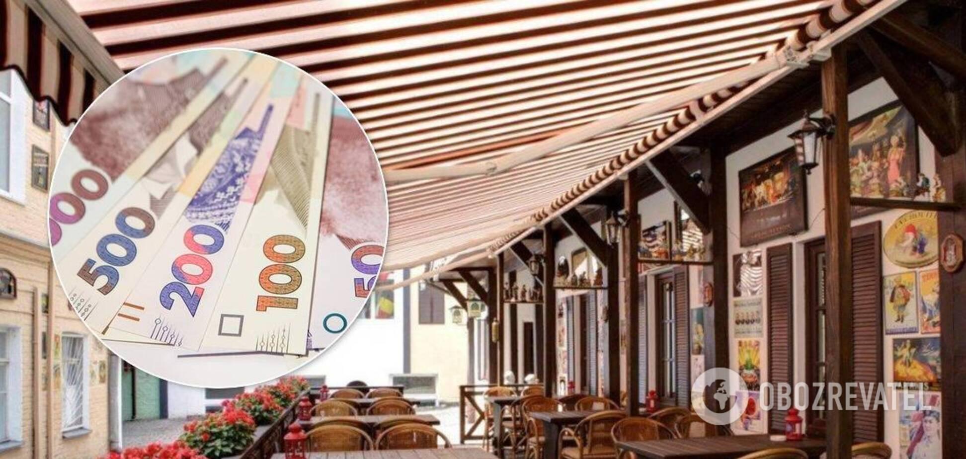 Як змінилися доходи кафе й ресторанів у липні