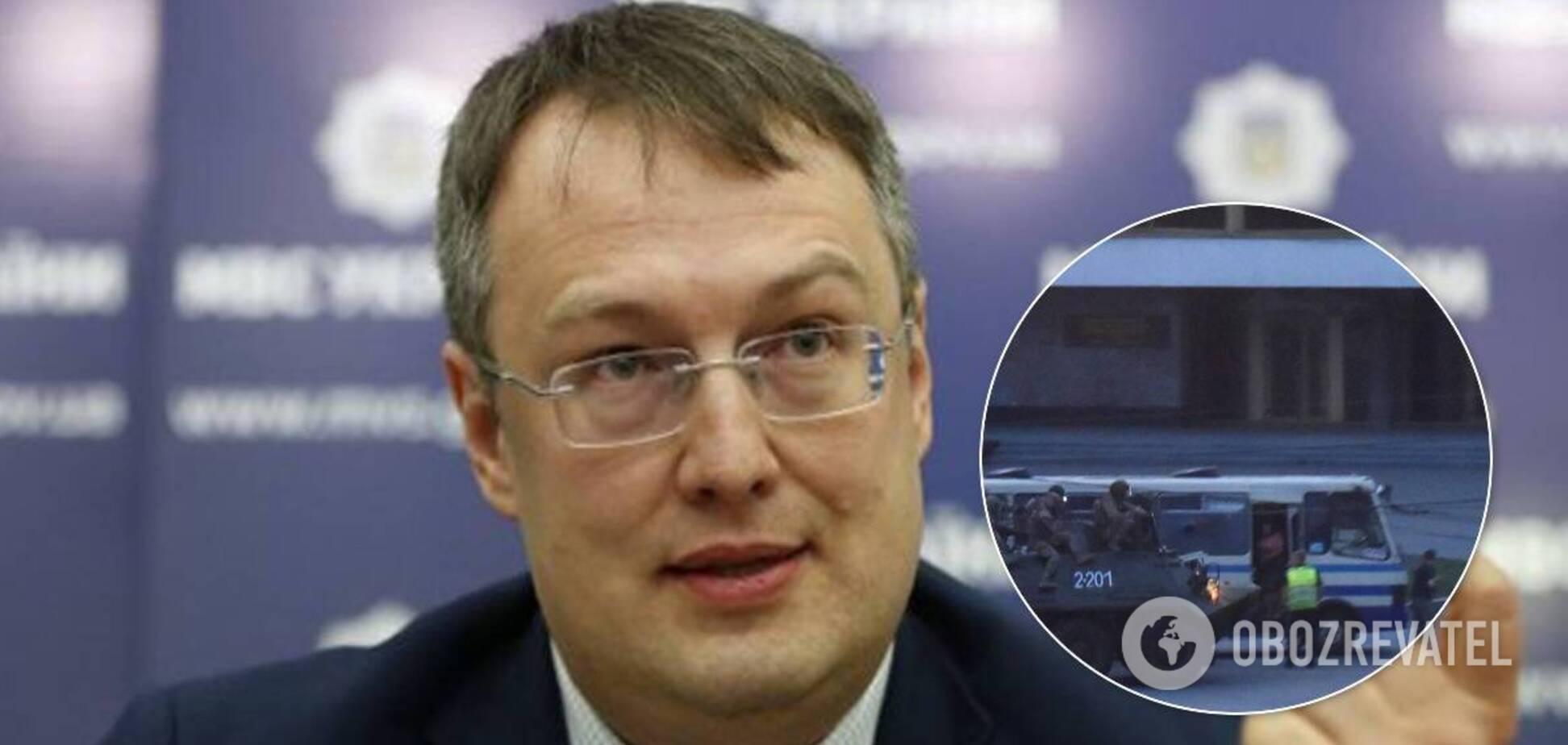 Нестыковки на видео задержания террориста в Луцке: Геращенко дал объяснение