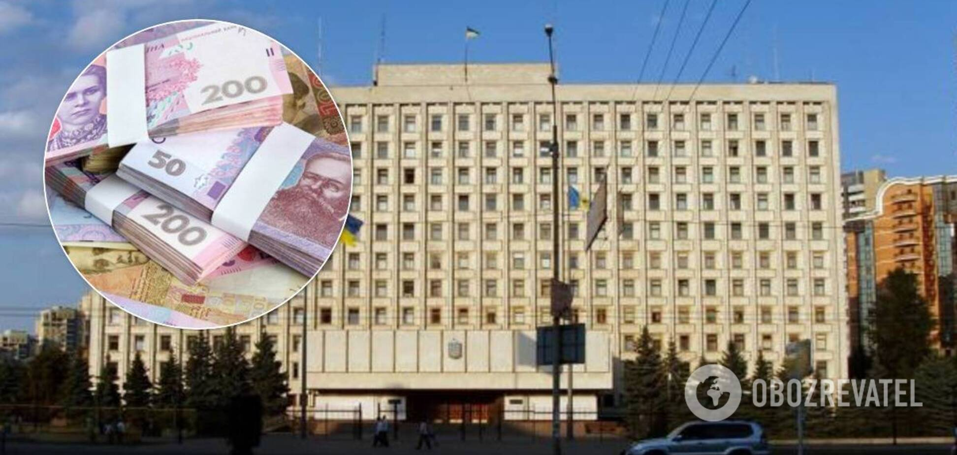 Експосадовців Київської ОДА підозрюють у збитках у 132 млн грн. Ілюстрація