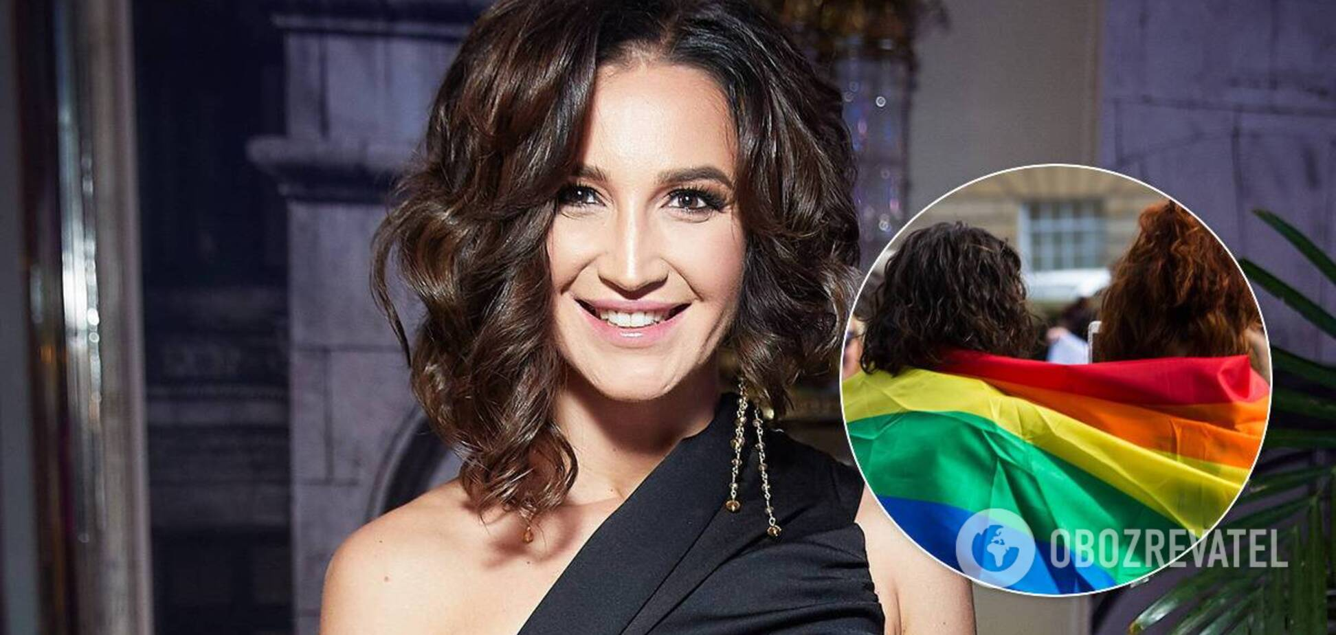Бузову назвали 'позором России' через поддержку ЛГБТ