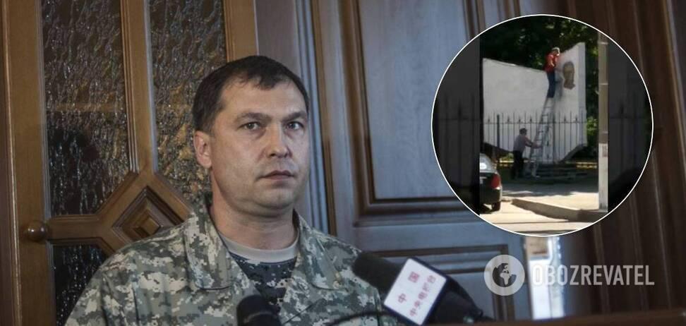 В 'ЛНР' зведуть пам'ятник для Болотова