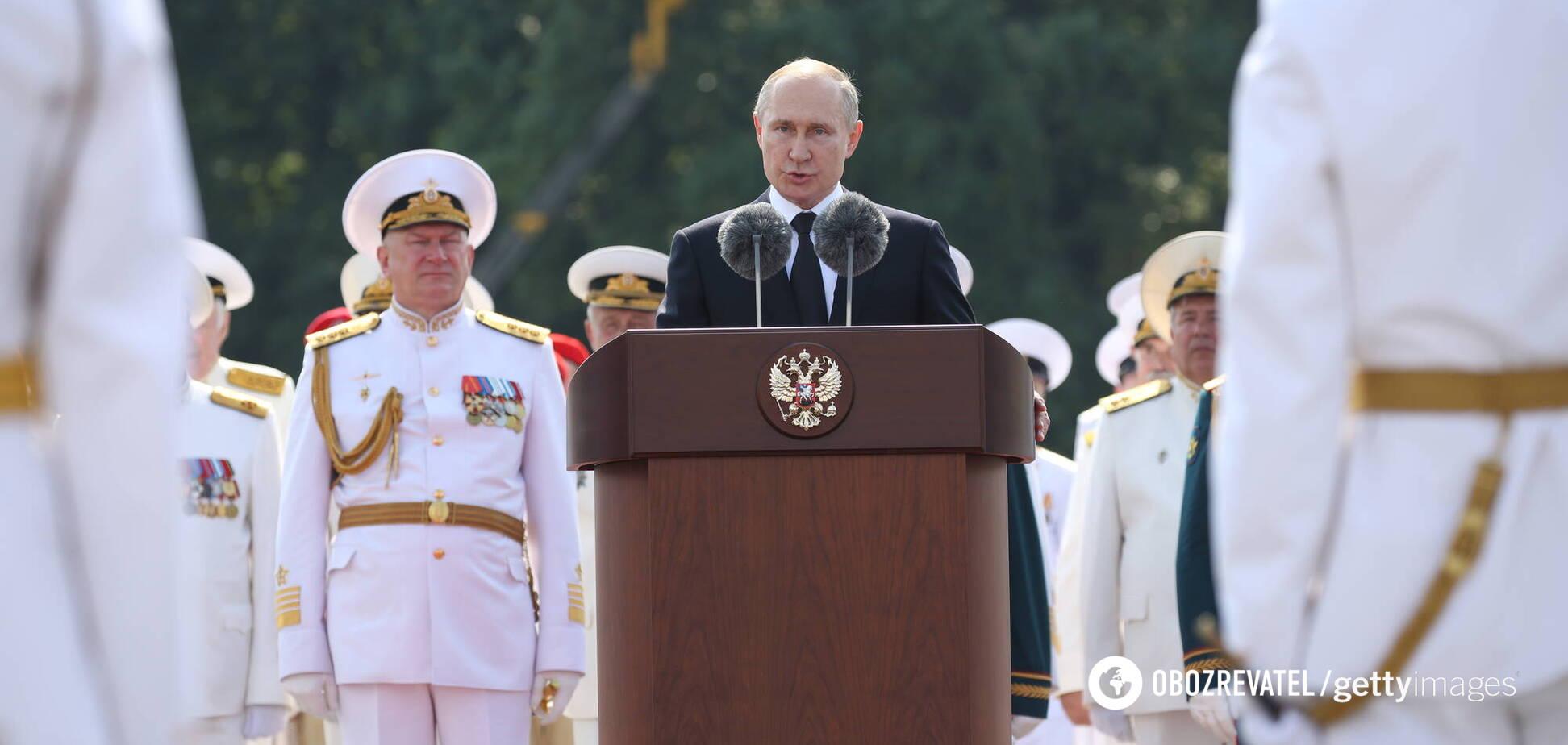 Путин заморозил создание ударной группировки против Украины, – Жданов