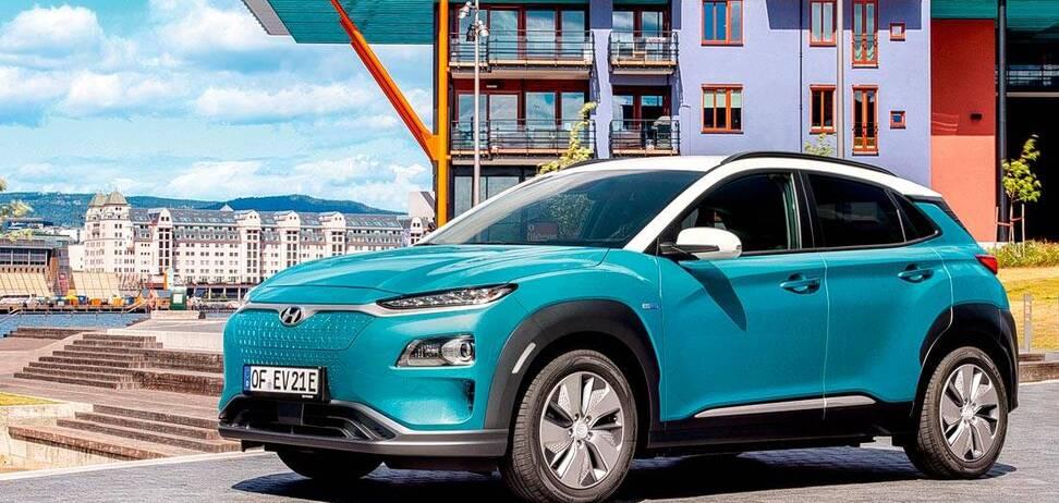 Электрический кроссовер Hyundai ощутимо всколыхнул рынок