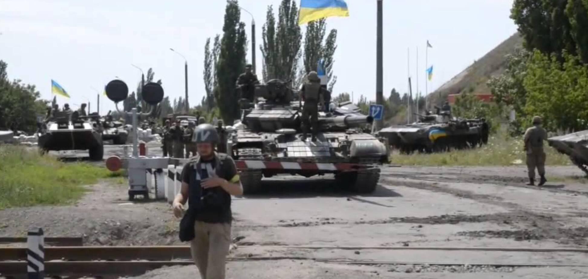 Повідомили про підозру п'яти бойовикам, які розстріляли нацгвардійців при штурмі Лисичанська