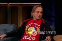 Иван Охлобыстин отмечает день рождения