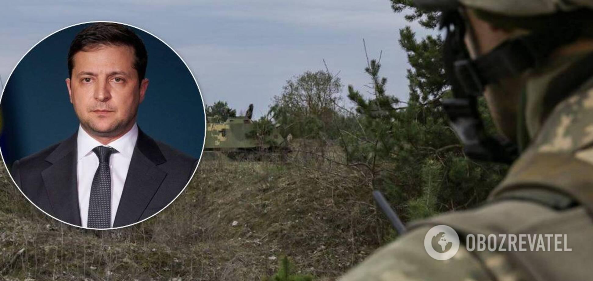 ТКГ договорилась о полном прекращении огня на Донбассе