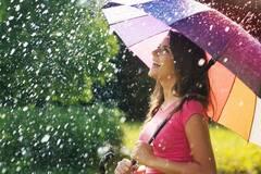 Антициклон Albreht принесет сухую погоду, кое-где пройдут дожди