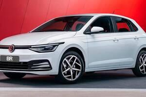 Самый дешевый VW будет похож на новый Golf: первое изображение