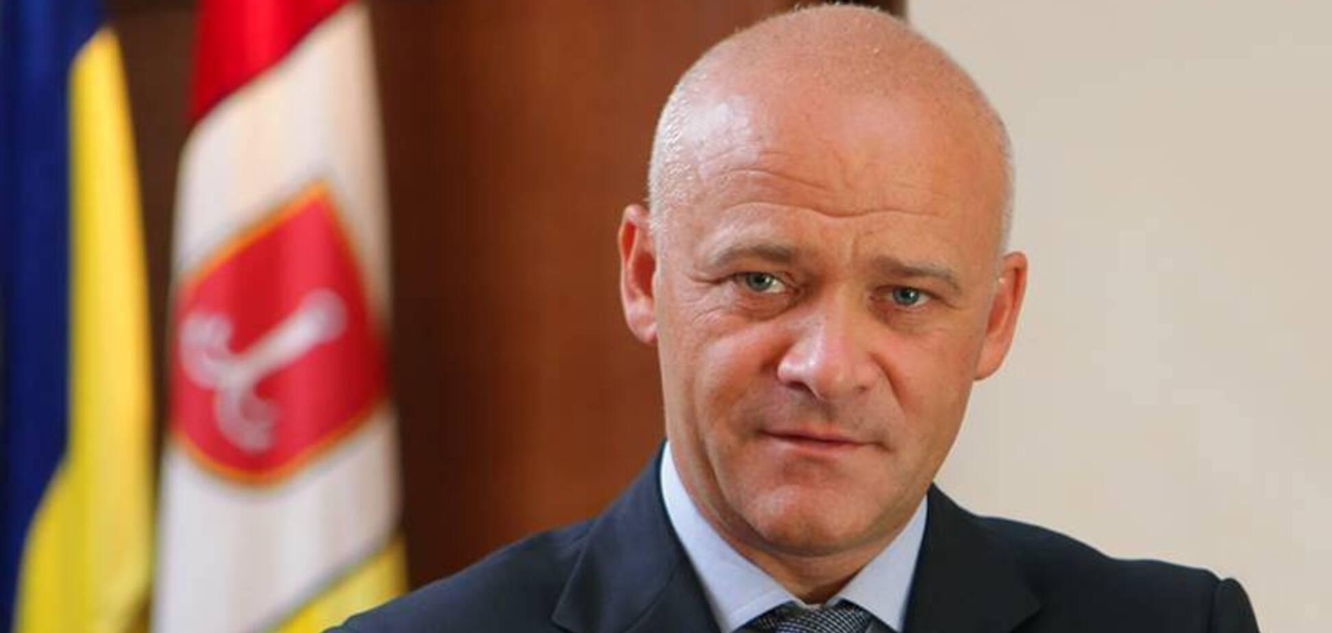 Мэр Одессы ввел мораторий на высотную застройку побережья