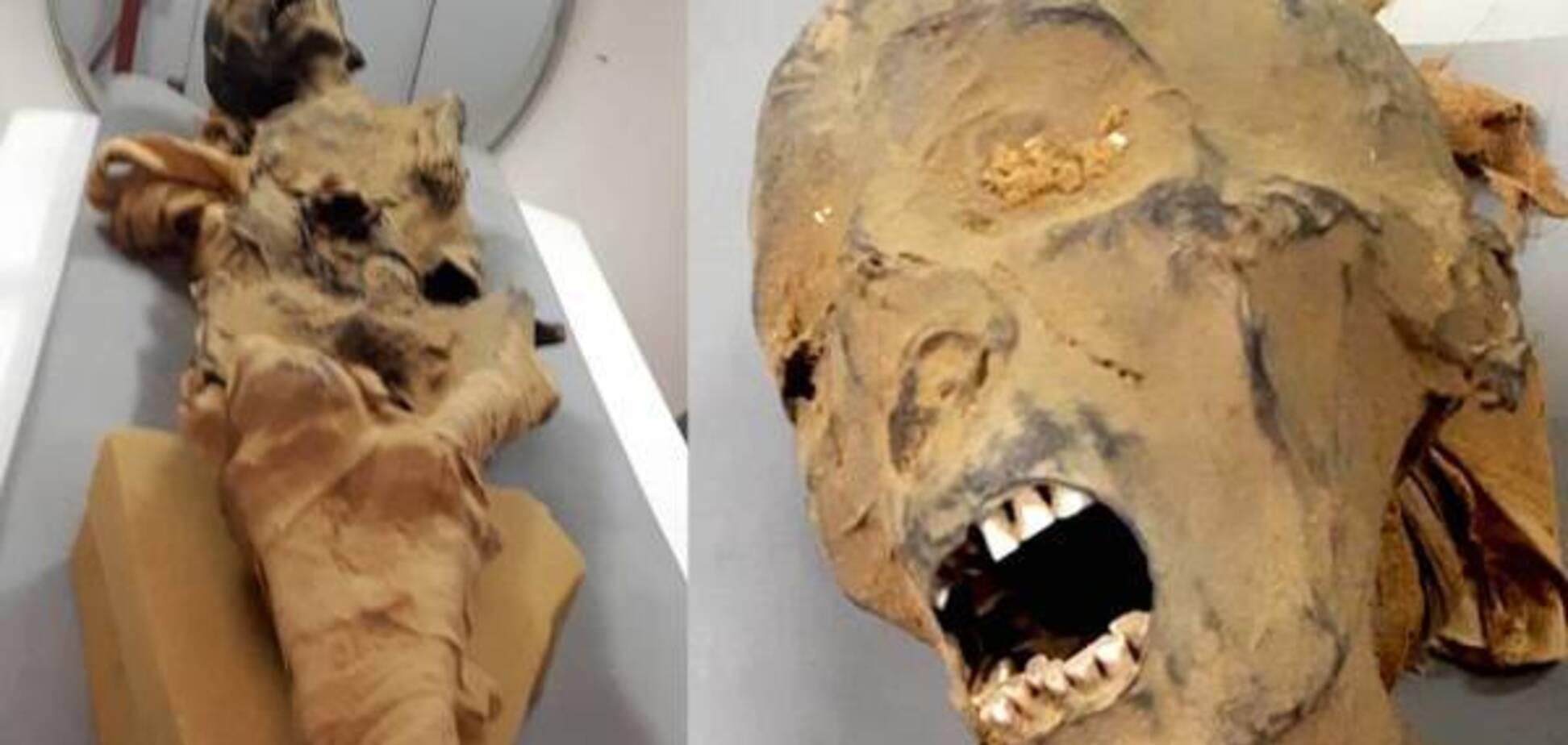 Раскрыта тайна смерти кричащей мумии из Египта. Источник: (english.ahram.org.eg)