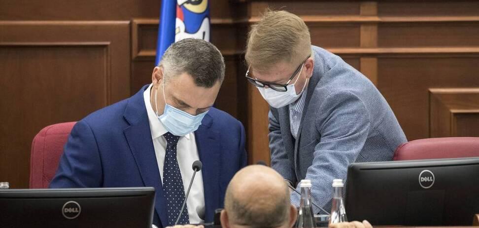 Кличко сказав, що Київрада має ухвалити рішення для життєдіяльності столиці в умовах пандемії