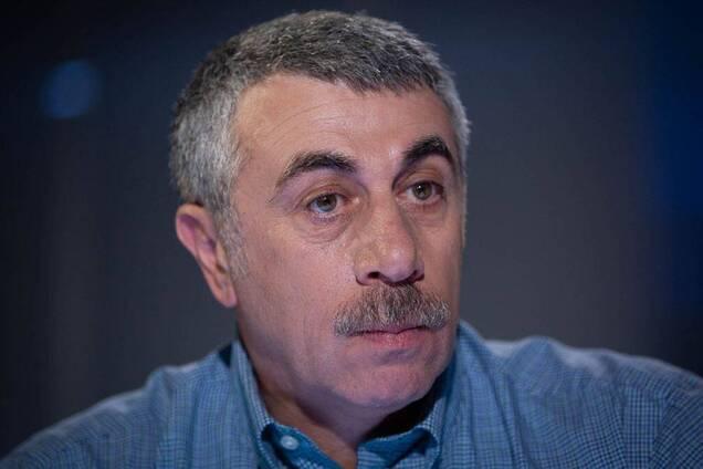 Лікар Євген Комаровський