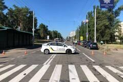 В Киеве после массовых 'минирований' снова заметили подозрительный пакет