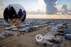 Лагерь 'Аль-Хол'