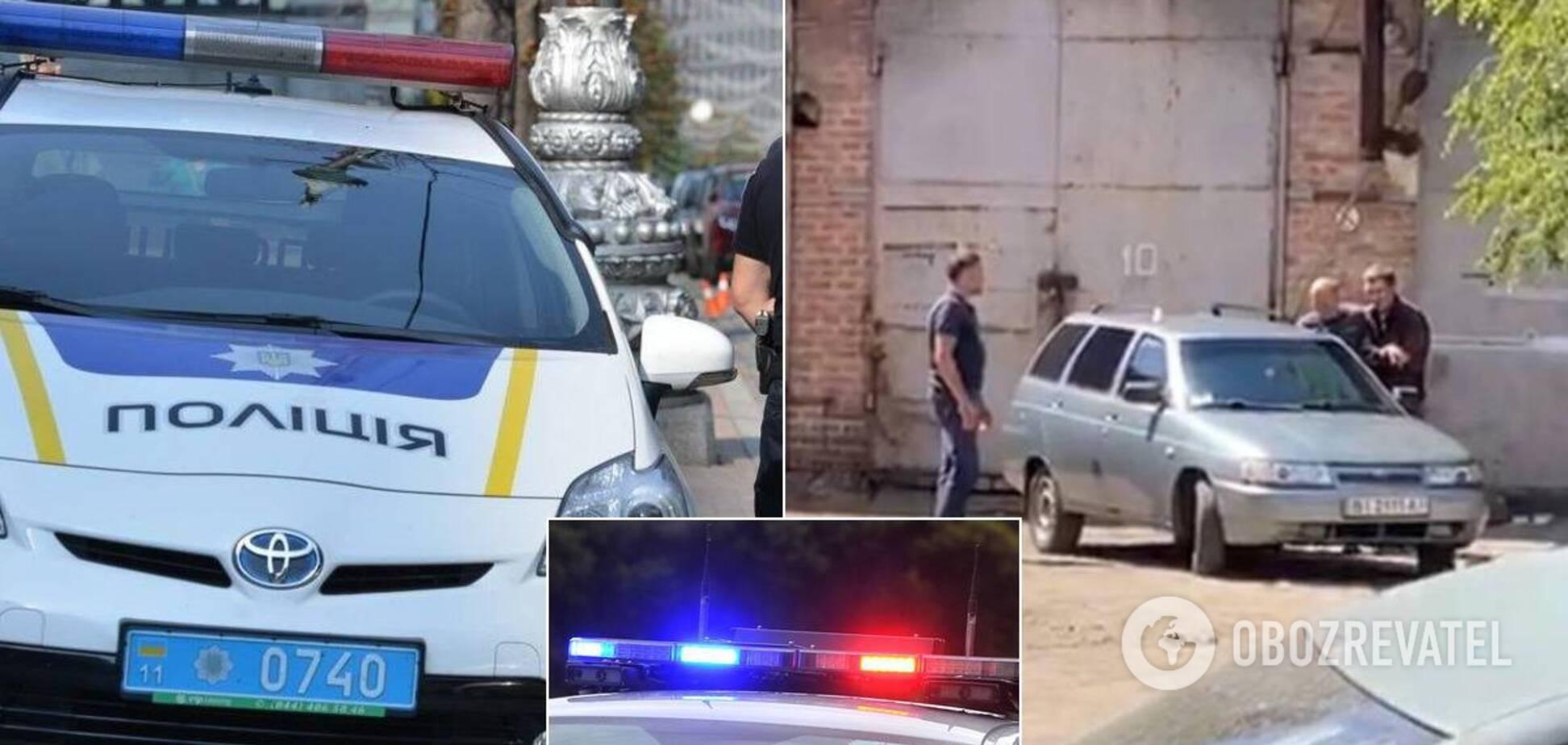 Полтавський викрадач із заручником їде в бік Києва