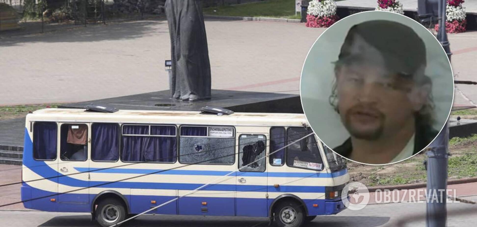 Суд у Луцьку арештував Кривоша: він пообіцяв нові перформанси