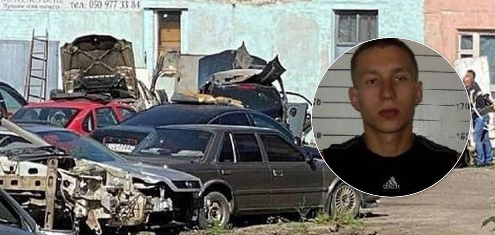 У МВС офіційно назвали ім'я злочинця з Полтави: його судили багато разів
