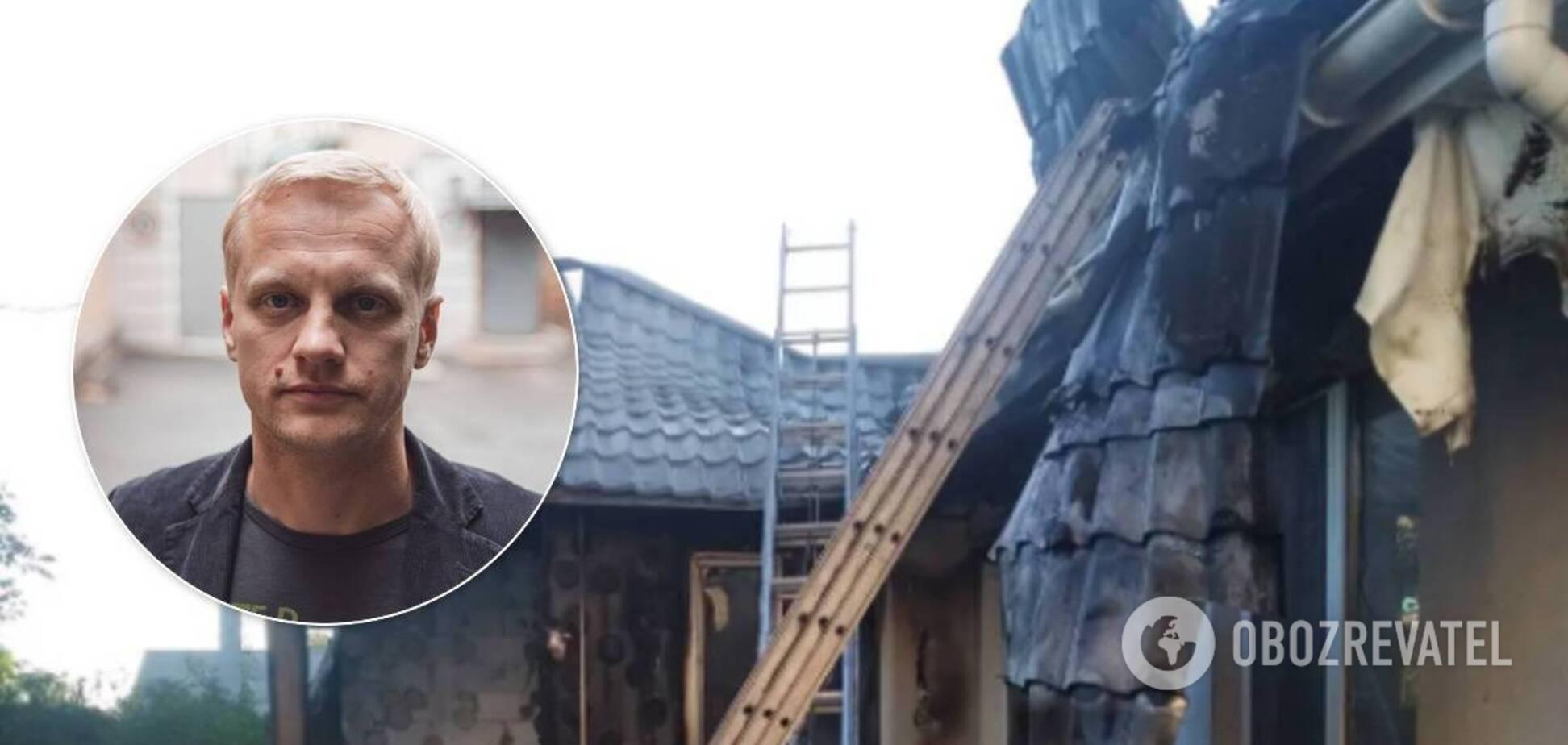 Один із кредиторів України поставив вимогу через підпал будинку Шабуніна
