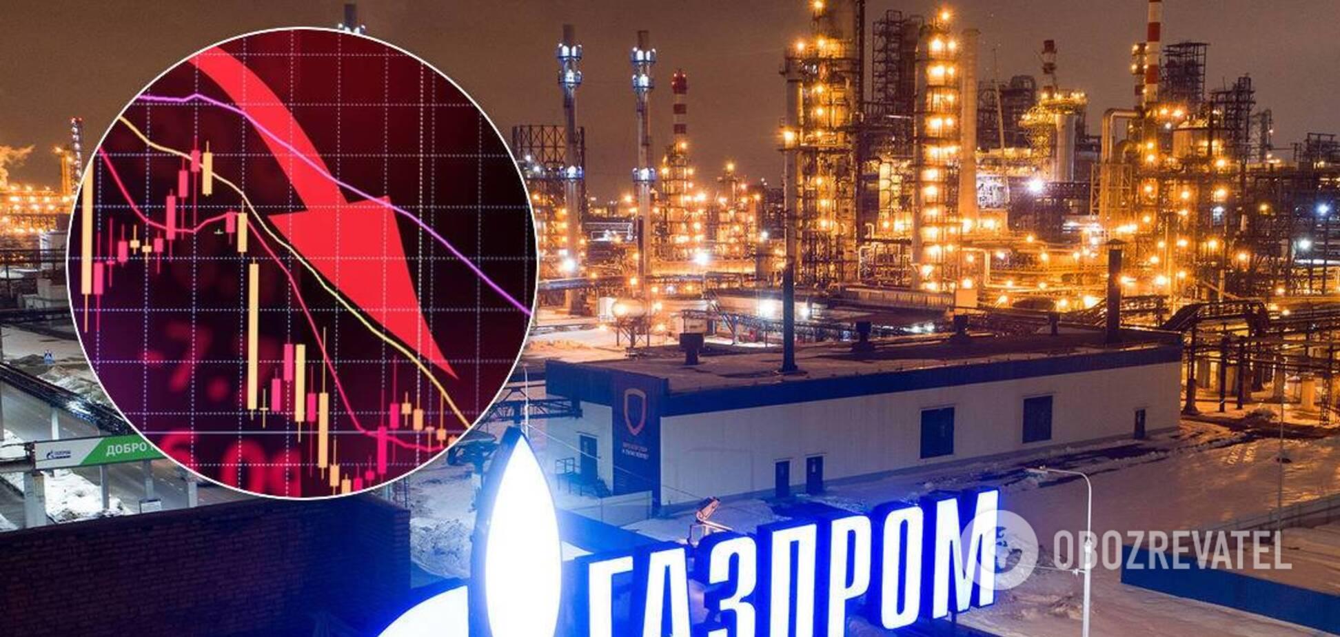 У Росії визнали провал з газифікацією одного з найбільших регіонів