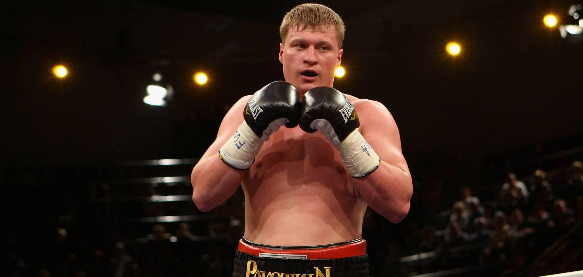 Непобедимый украинский супертяж отказался драться на шоу Усика из-за Поветкина