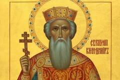 28 липня віряни вшановують пам'ять рівноапостольного великого князя Володимира