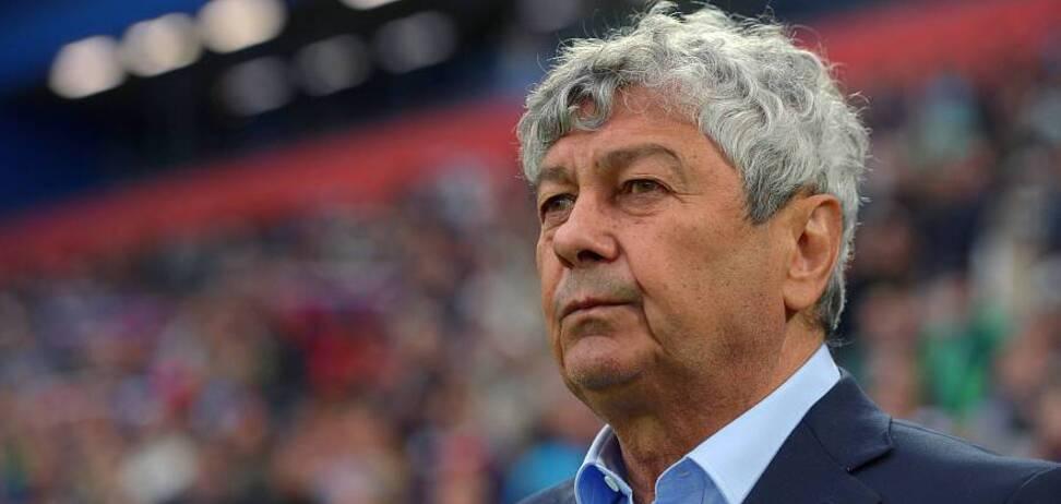СМИ назвали зарплату Луческу в 'Динамо'