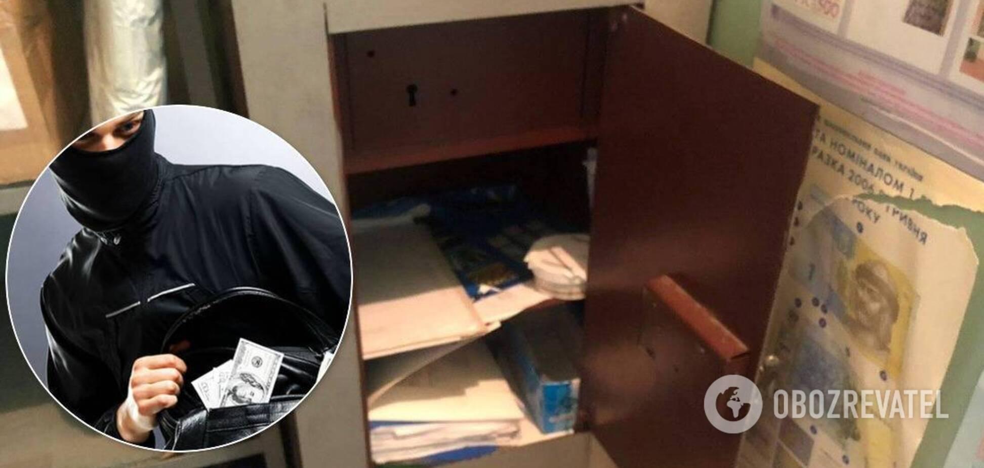 Неизвестный в балаклаве ограбил в Харькове отделение 'Укрпочты'