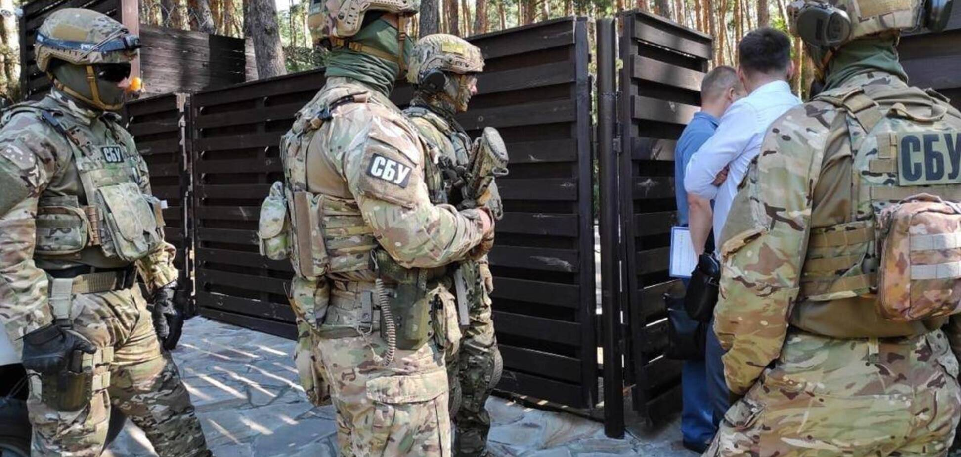 На Харьковщине разоблачили группировку криминального авторитета 'Князя'. Фото