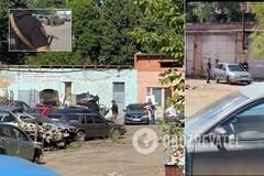 Спецоперація в Полтаві: полковника звільнено, злочинець кинув авто і втік. Фото, відео та подробиці