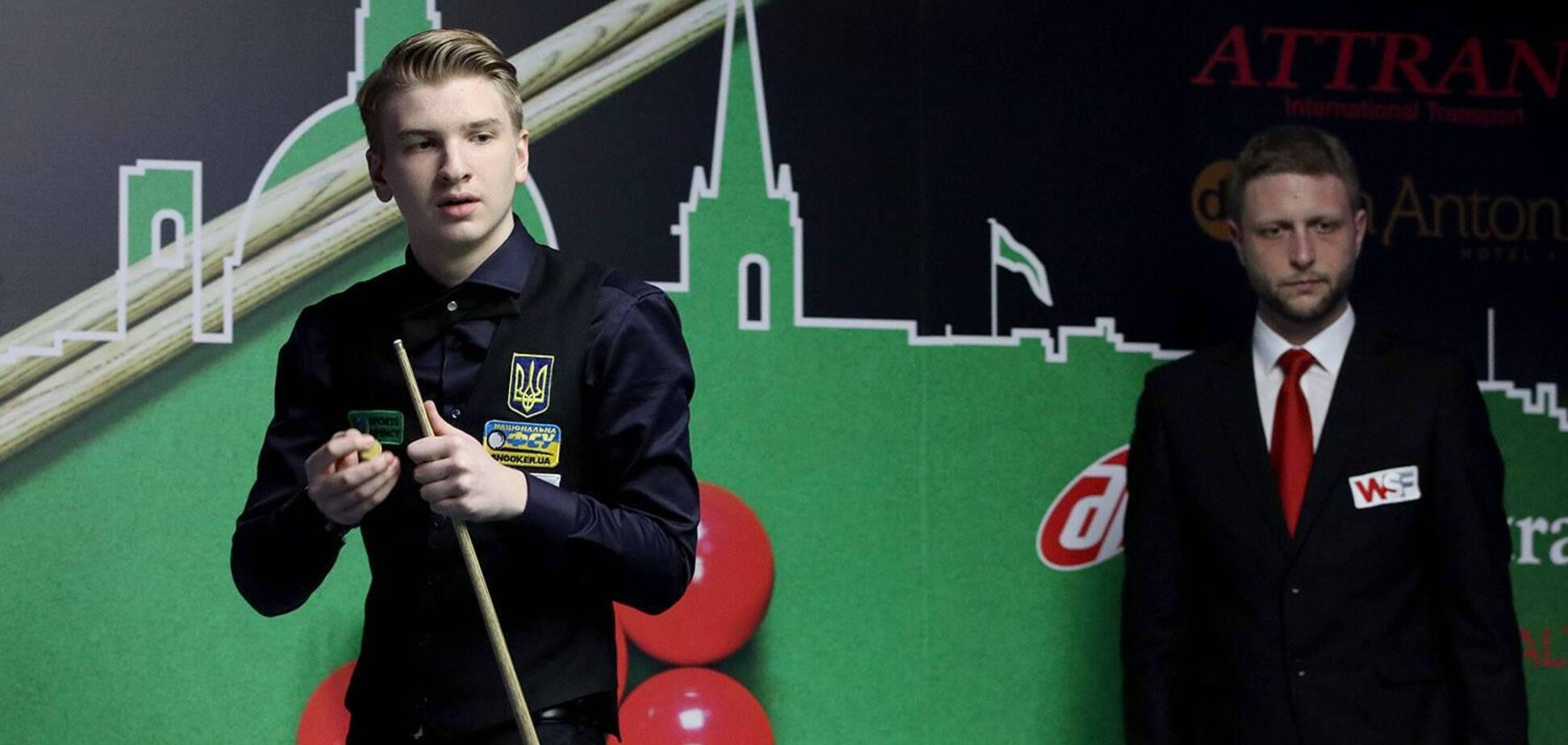 Юліан Бойко став наймолодшим учасником кваліфікації ЧС в історії