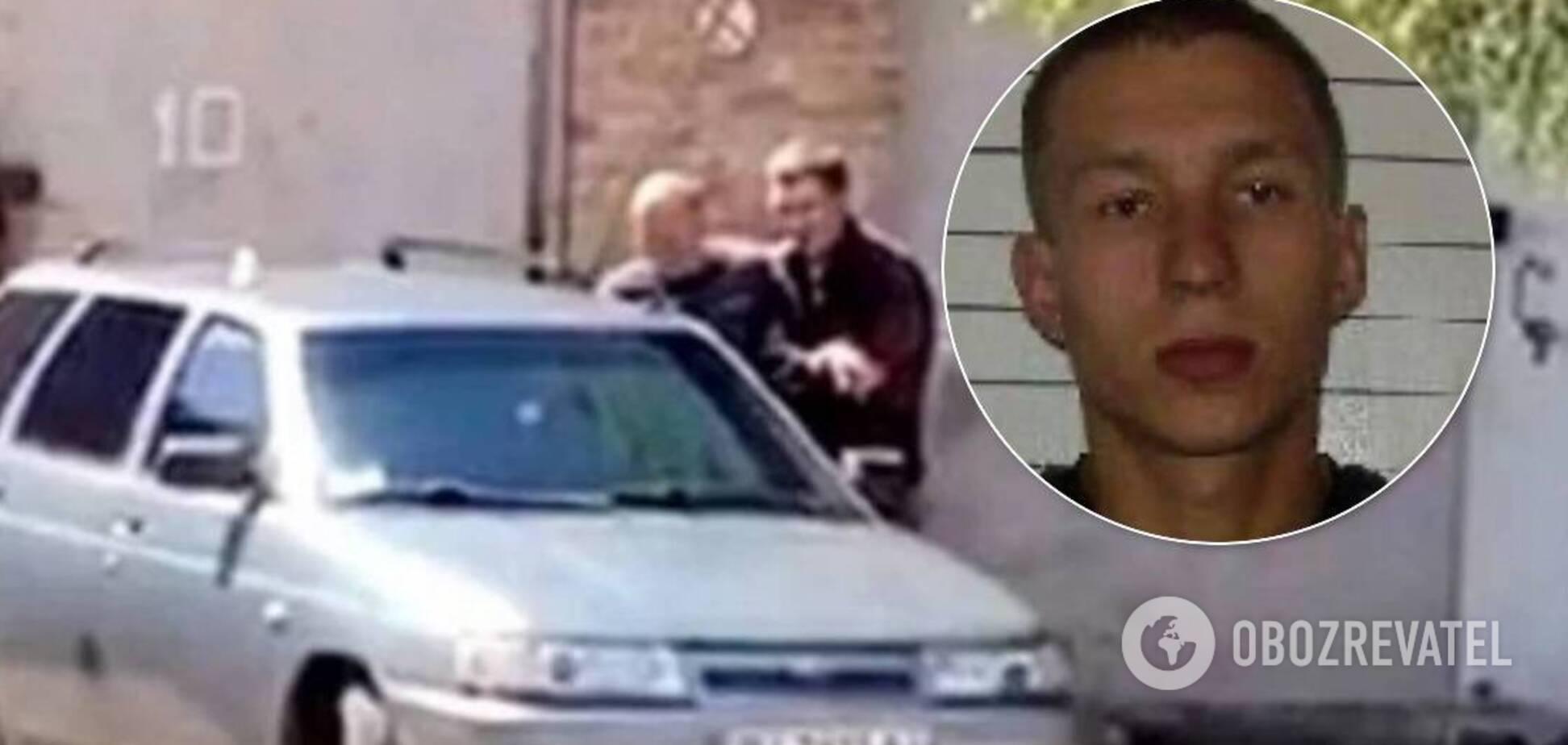 Полтавський 'терорист' звільнив заручника і сховався в лісі