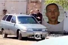 Полтавский 'террорист' освободил заложника и скрылся в лесу