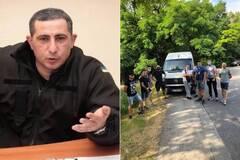 Полковник НГУ Григорян отказался предоставить транспорт бойцам 'Азова', которые собрались сдать кровь раненому товарищу