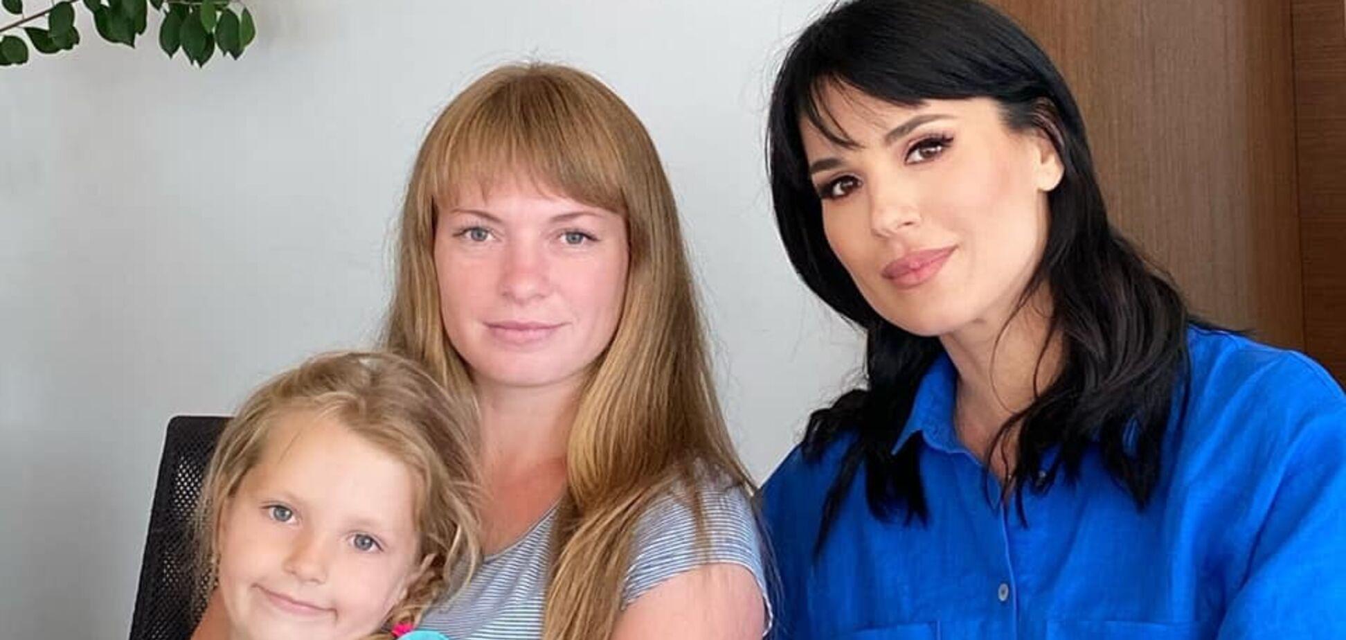 Ефросинина рассказала, как живет жертва изнасилования в Кагарлыке