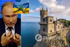 Негласні переговори щодо Криму вже ведуться: коли Росія здасться й поверне півострів Україні