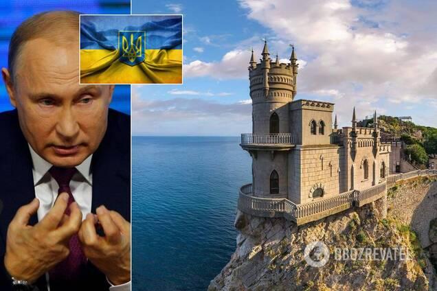 Негласные переговоры по Крыму уже ведутся: когда Россия сдастся и вернет полуостров Украине