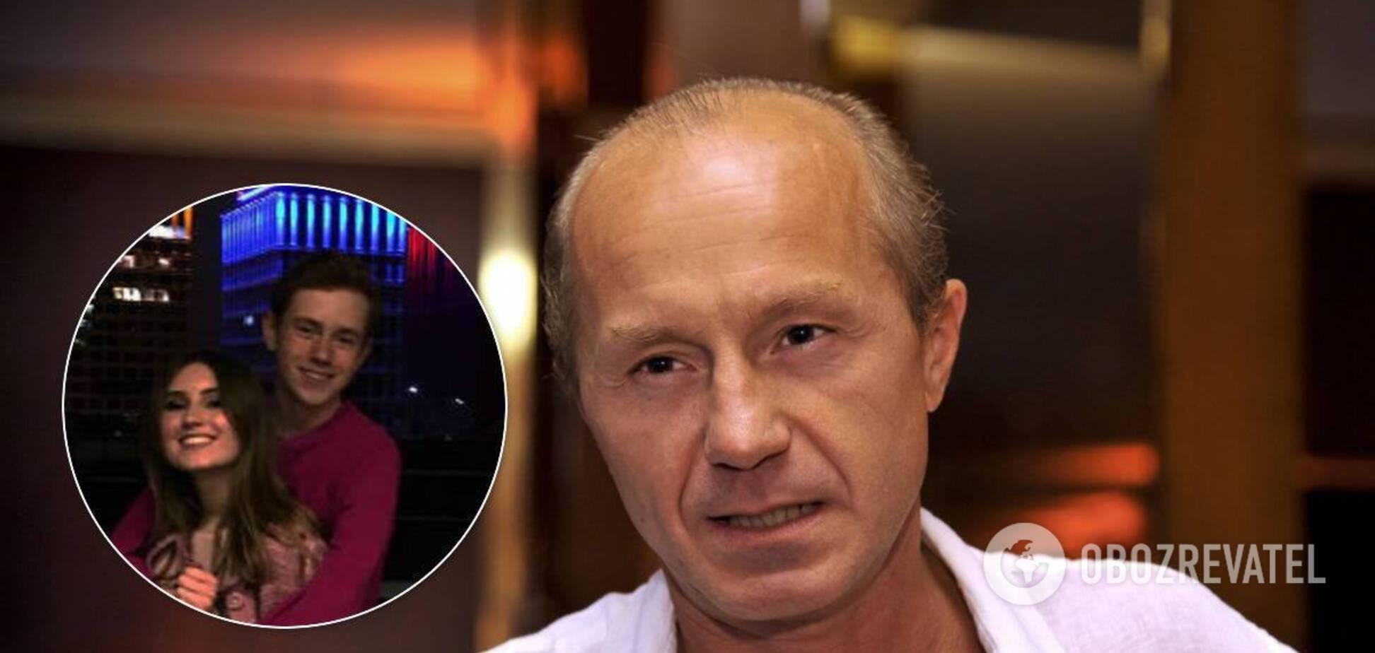 В сети показали, как выглядит сын Андрея Панина